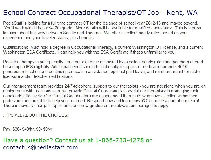 occupational therapy grad school essay Occupational therapy application writing prompts the purpose of the following essay questions is for the application team at nebraska methodist college to learn more about you as a student, what your motivation is to become an ot, your understanding of the profession, and overall writing capabilities.