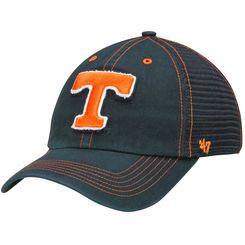 best service 40bd1 83f93 Tennessee Volunteers  47 Brand Flexbone Closer Flex Hat - Navy