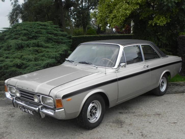 ford taunus 17m rs 1970 oldtimer ford ford 70s cars cars. Black Bedroom Furniture Sets. Home Design Ideas