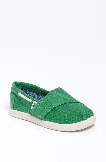 f12228b778b okay I have a kids shoe obession. TOMS  Bimini - Tiny  Slip-On (Baby ...