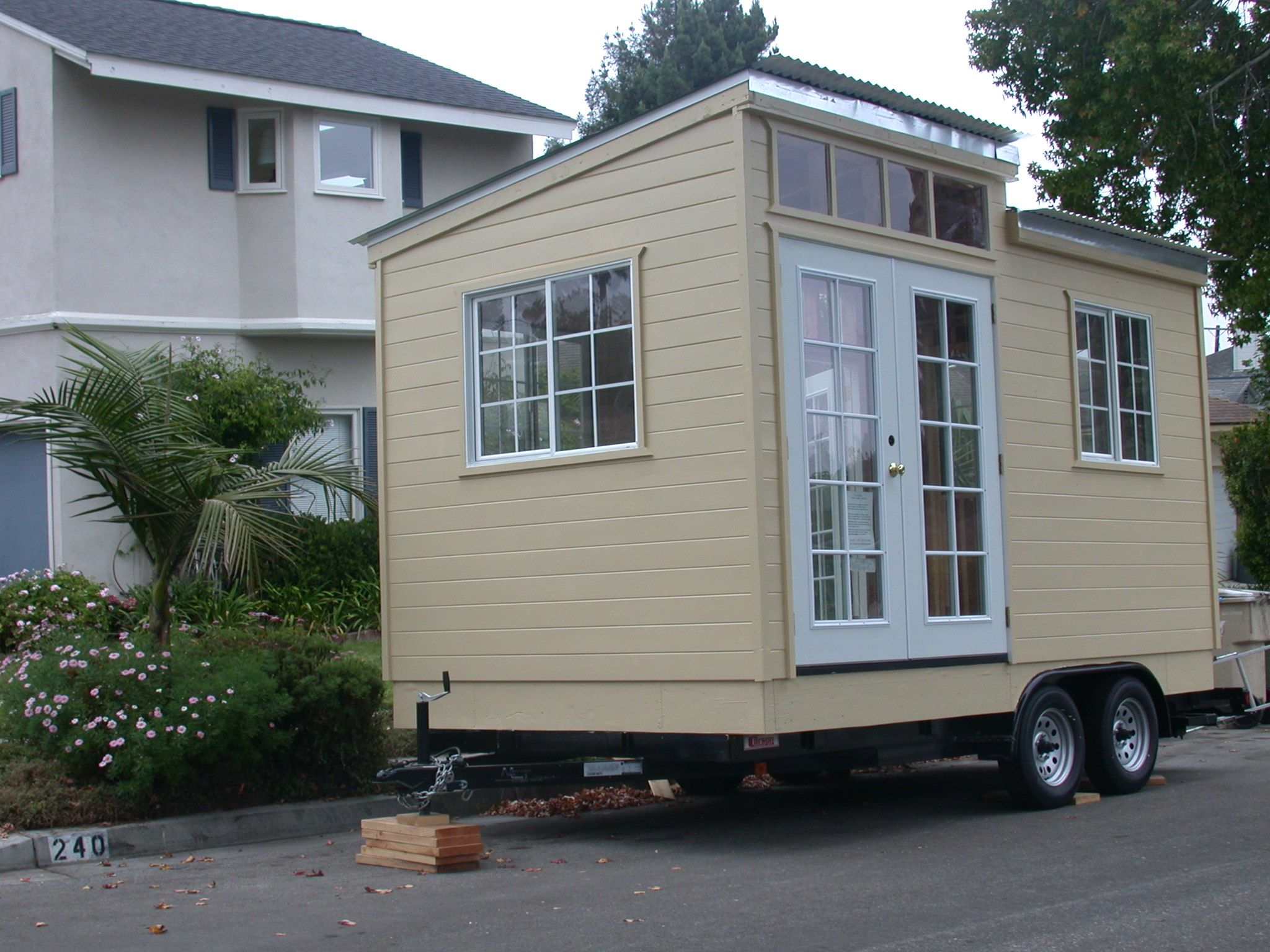 Cabin W2 | Teeny Tiny Homes | Pinterest | Cabin and Tiny houses