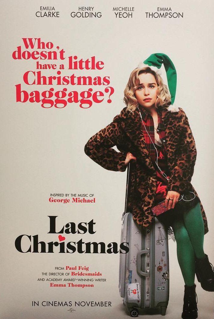 Last Christmas 2021 Emilia Clarke Last Christmas Tumblr In 2021 Last Christmas Movie Christmas Movies Last Christmas
