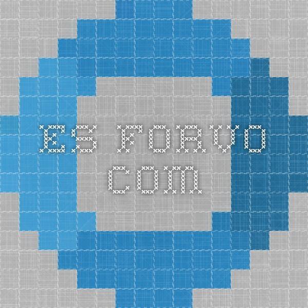 es.forvo.com El diccionario de pronunciación