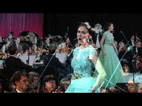 Aida Garifullina Casta Diva Bellini Norma Amy Winehouse Diva Symphony Orchestra