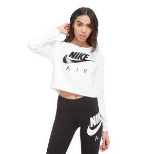 c469b1603e40 Nike Air Crop Crew Sweatshirt