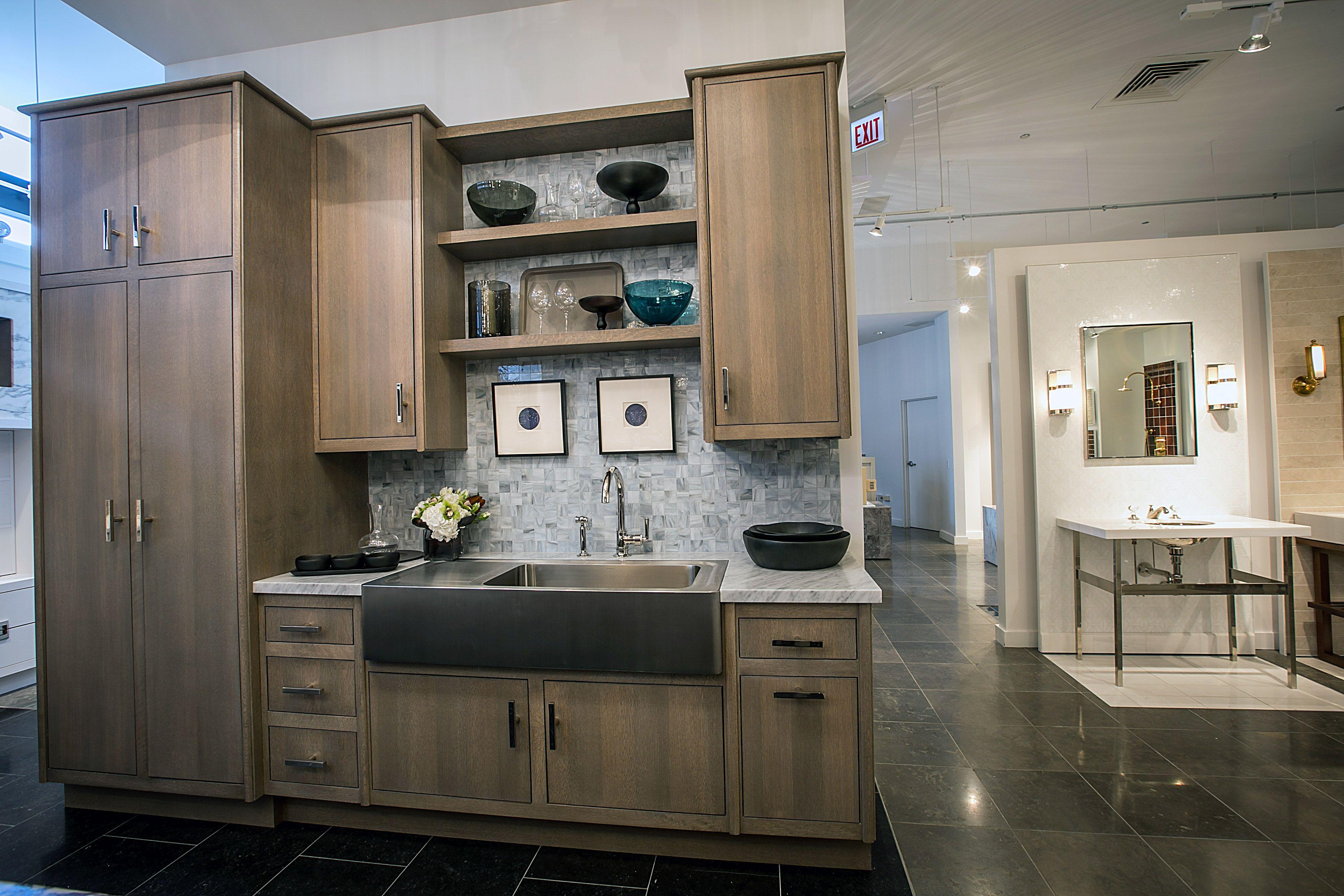 Waterworks kitchen in chicago showroom chicago showroom for Kitchen showrooms