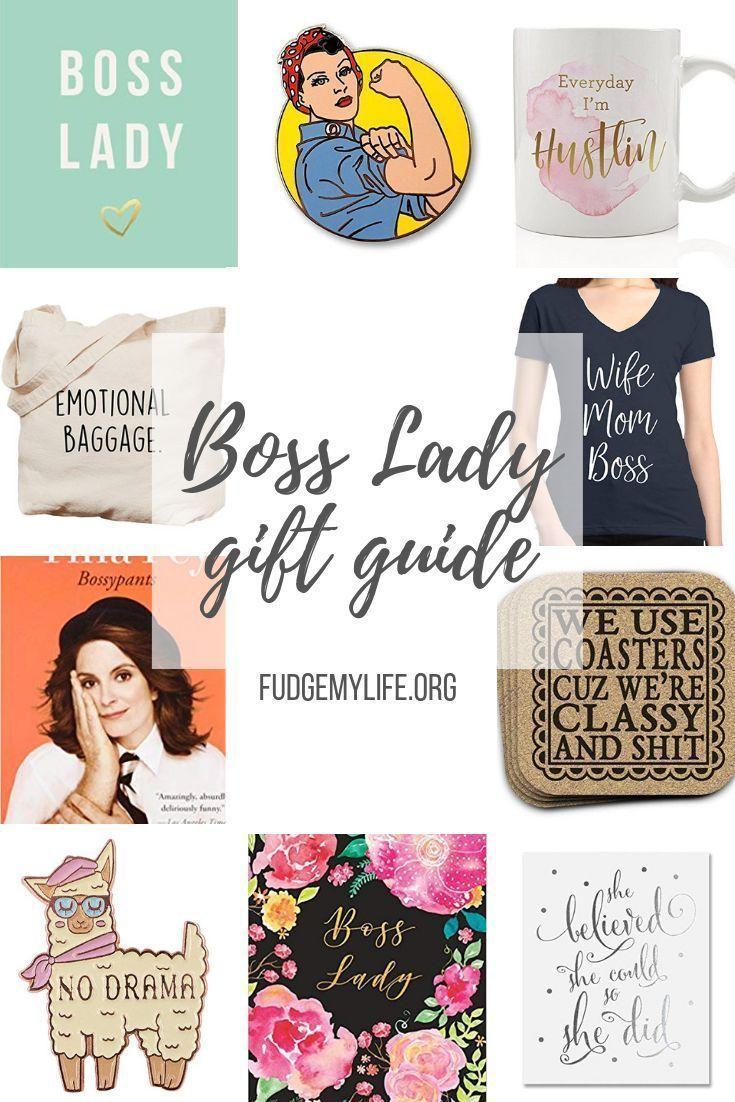 personalized boss lady gifts