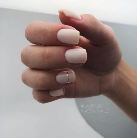 16 Trendy Manicure Diy Short Nails Glitter