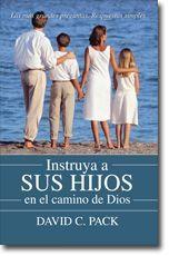 Instruya a sus hijos en el camino de Dios