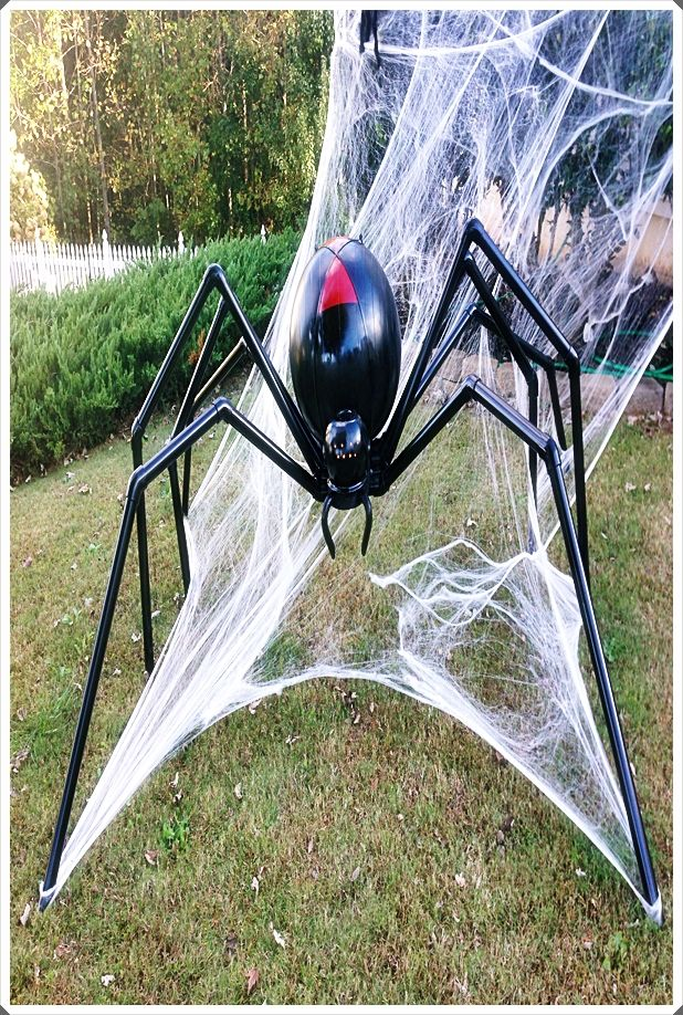 Halloween Decorations Jumping Spider Trends 2020 Top