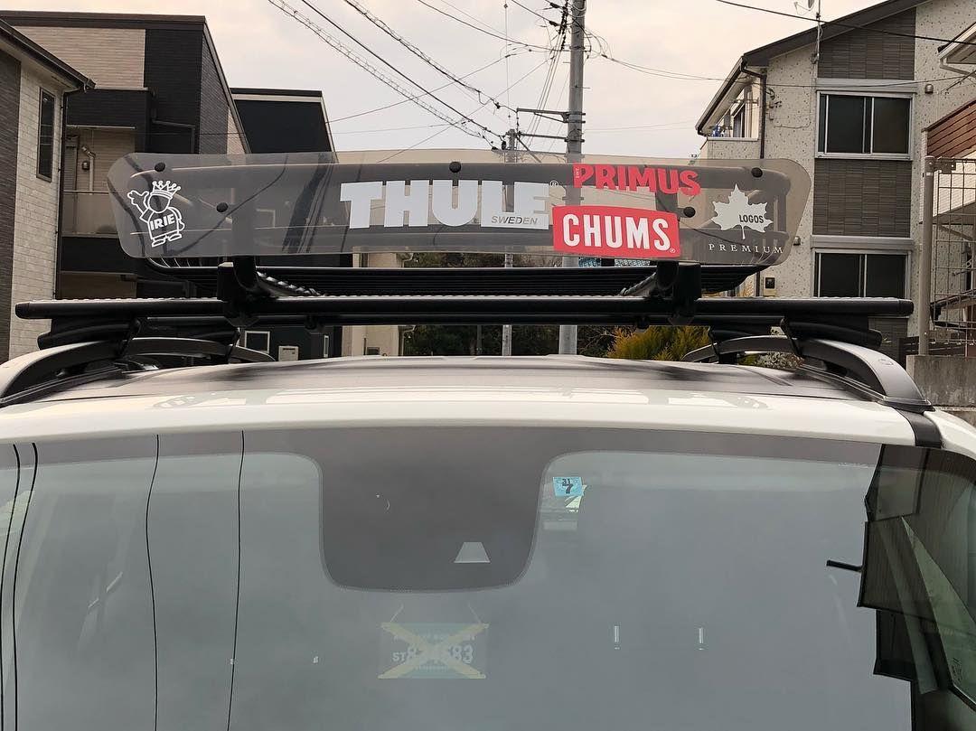 憧れ車パーツ アウトドア向きな車をgetしたら絶対手に入れたい 3つのオプションパーツ Camp Hack キャンプハック 車 パーツ レネゲード アウトドア ステッカー