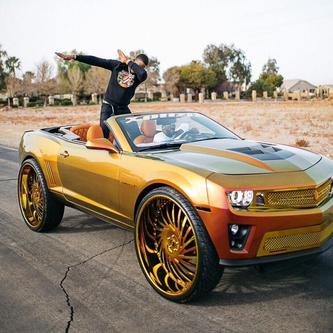 Cj So Cool Fancy Cars Cool Cars Donk Cars