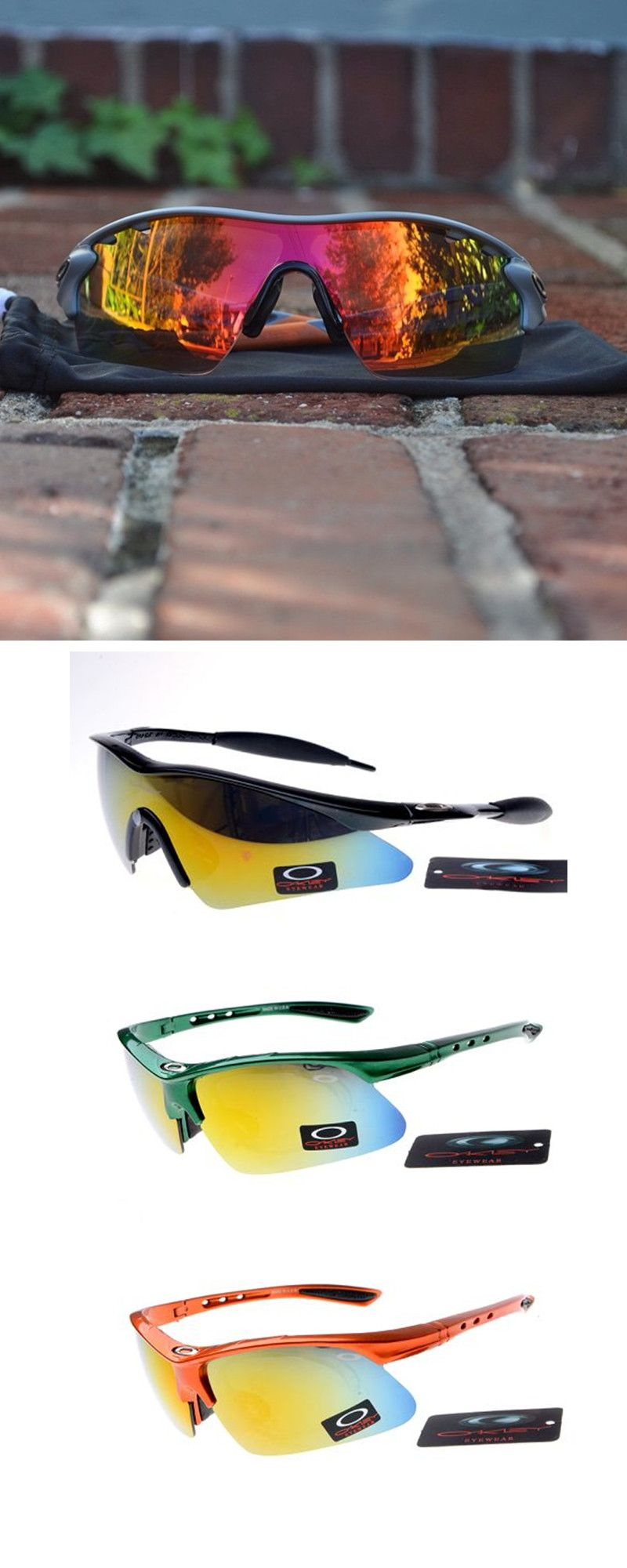 279a0df601d4 oakley pro m frame slash strap kit Oakley Sunglasses