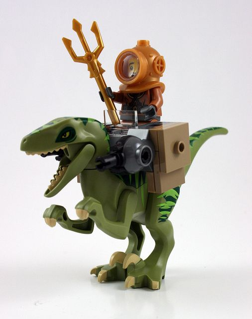 Dino Divers by MacLane