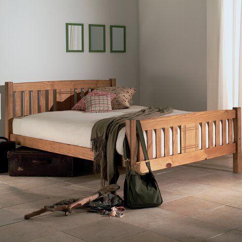 Branson Bed Frame Wayfair Wooden Bed Wooden Bed Frames Bed Frame