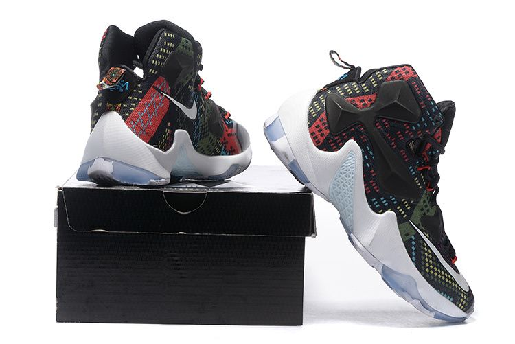 best authentic e14db 1f2e4 2016-2017 Sale Nike LeBron 13 XIII BHM Lace Lock New Arrival 2016