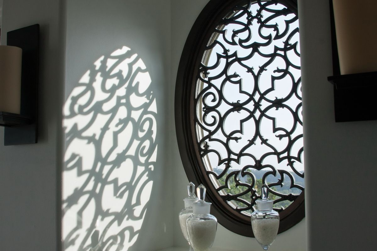 Tableaux Faux Iron Grilles For Residential Windows