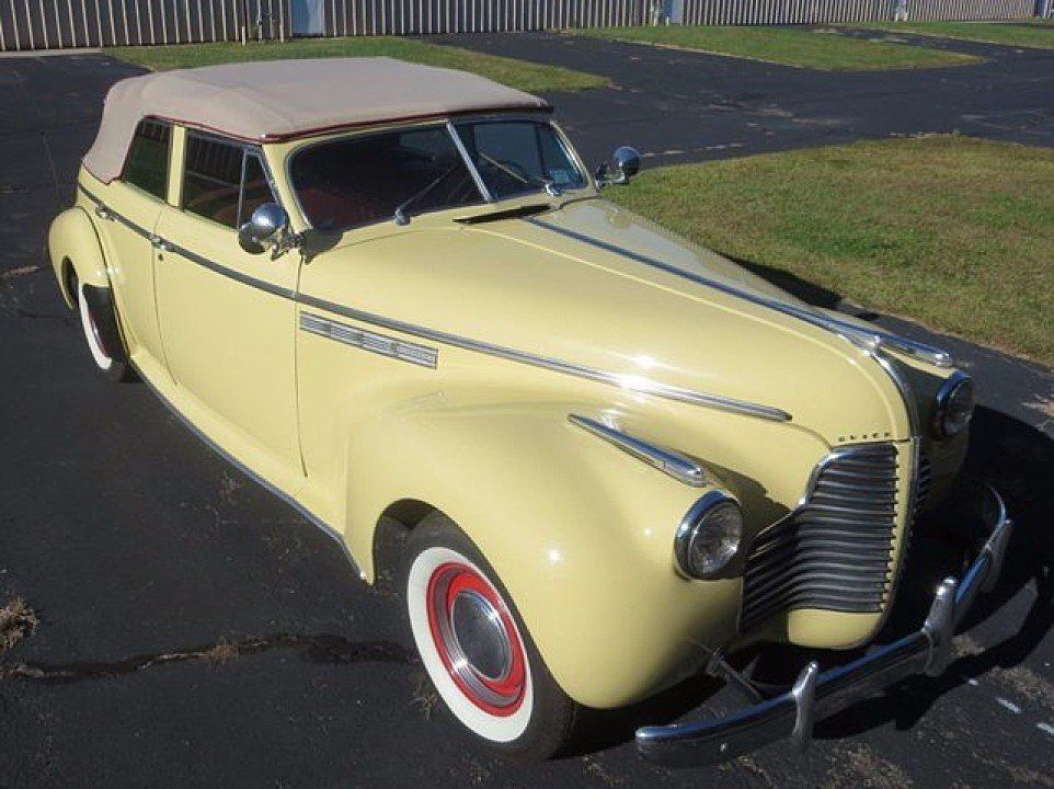 1940 Buick Roadmaster for sale 100820314 | Buick | Pinterest | Buick ...