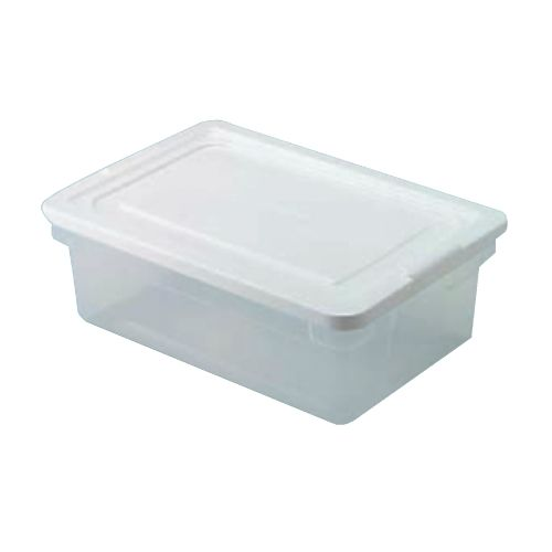 Rubbermaid Roughtote Clear Storage Box Sku Rhp3q24cle Rubbermaid Roughtote Clear Storage Boxes Sku Rhp3q24cle Storage Bins Lidded Container Storage Boxes