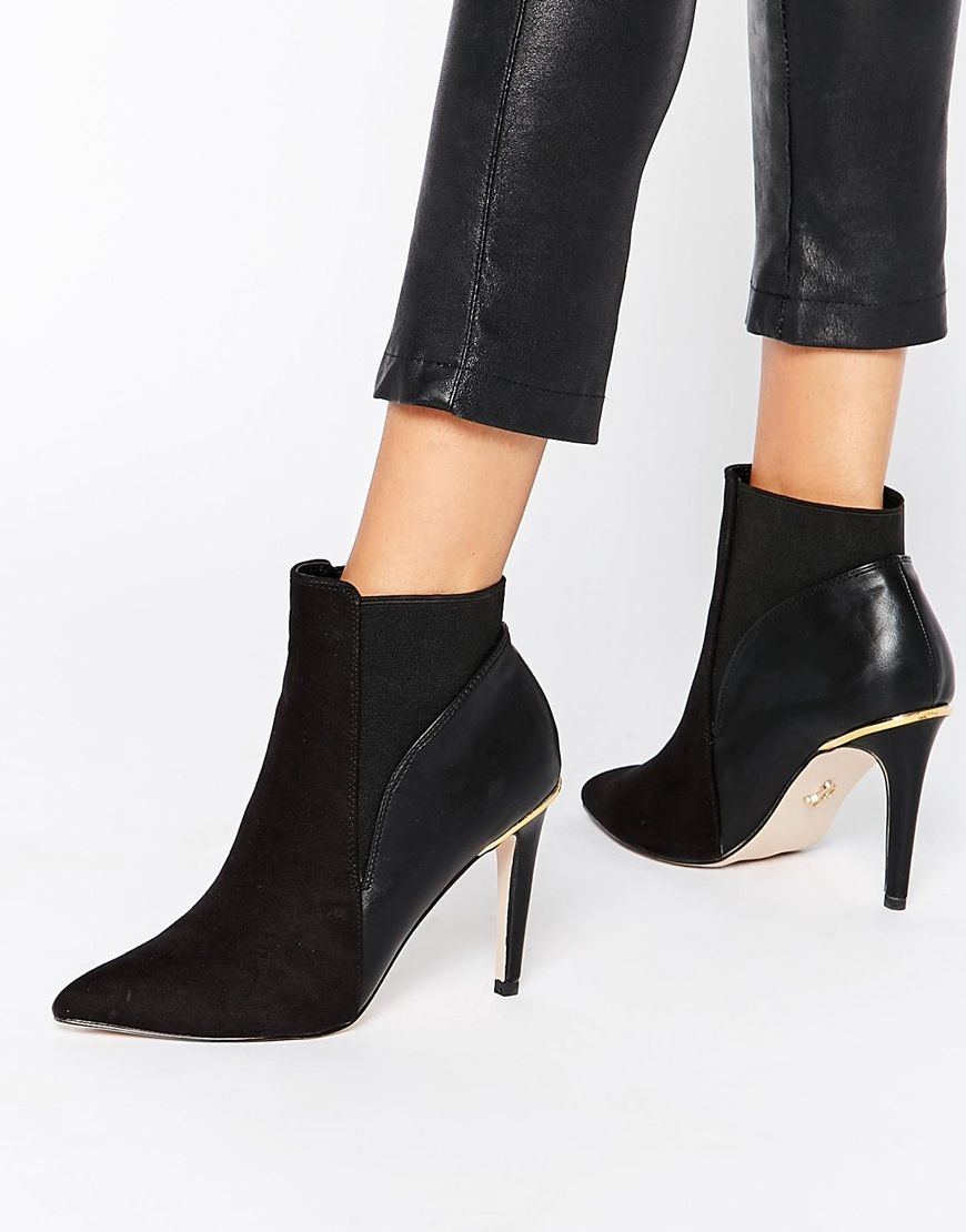 Buy Women Shoes / Lipsy Bailey Heeled Ankle Boots
