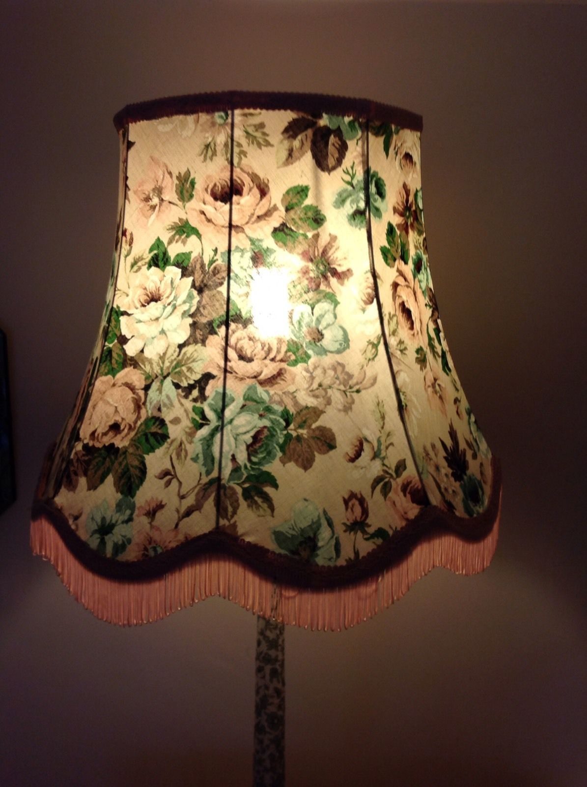 Cool Lamp Shade Ideas Lamp Makeover Cool Lamps Diy Flowers