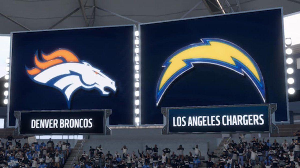 Denver Broncos vs Los Angeles Chargers Live Stream Watch