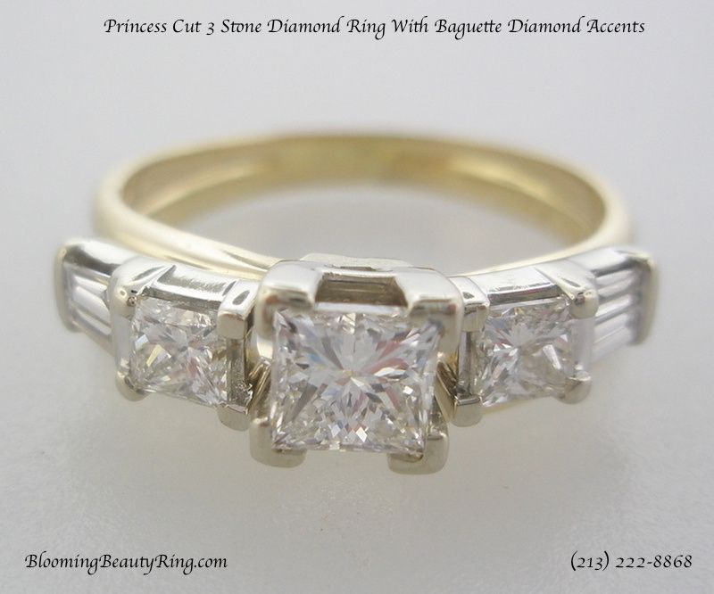bdffa217af8e9 Pin by BloomingBeautyRing.com on ♥ Engagement Rings for Wedding ...