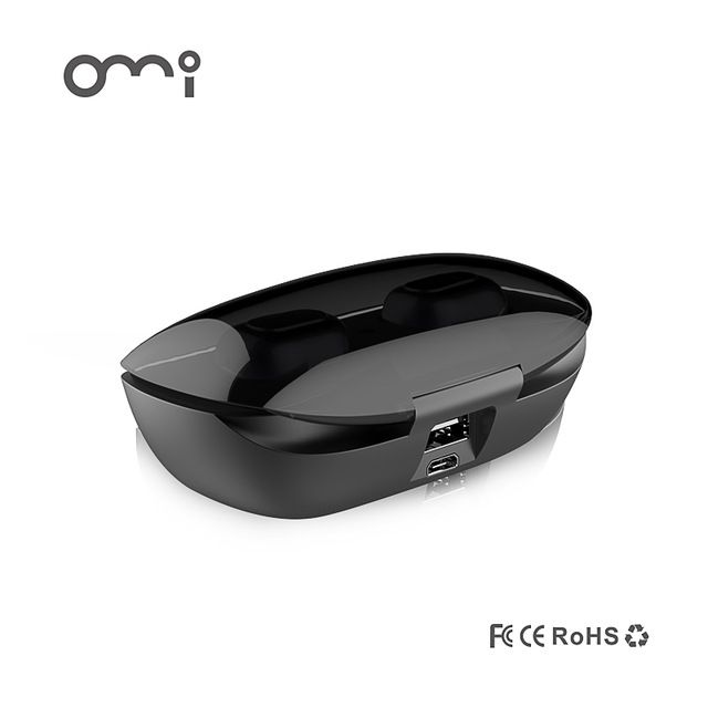 ea93980c7bf Source OMI MI03 Best charging case TWS True Mini Bluetooth Earphones  Wireless Sport Earbuds Twins Stereo In-ear Headsets on m.alibaba.com