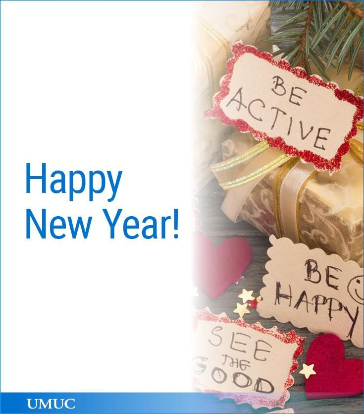 May this year give you the opportunity to follow your dreams, love ...