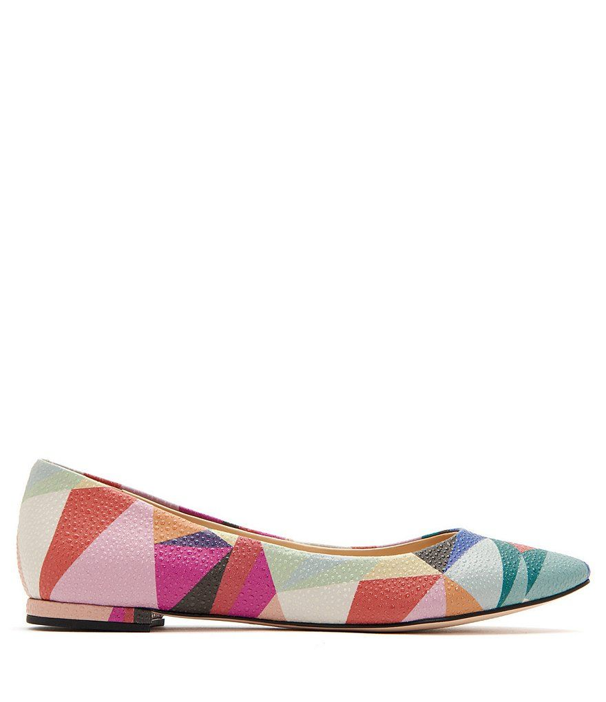8f85373aacd2 Katy Perry The Sister Graphic Print Flats