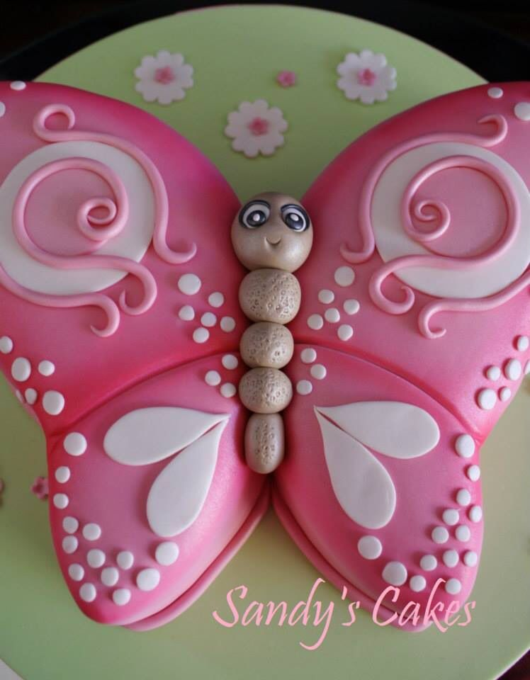 Really Simple Butterfly Cake Butterfly Cakes Cookie Inspiration
