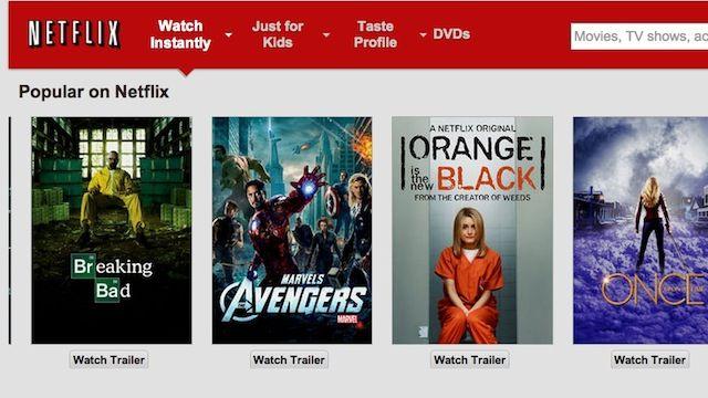 Netflix Trailer Button Adder Lets You Preview Movies Before Watching Netflix Trailers Netflix Movies