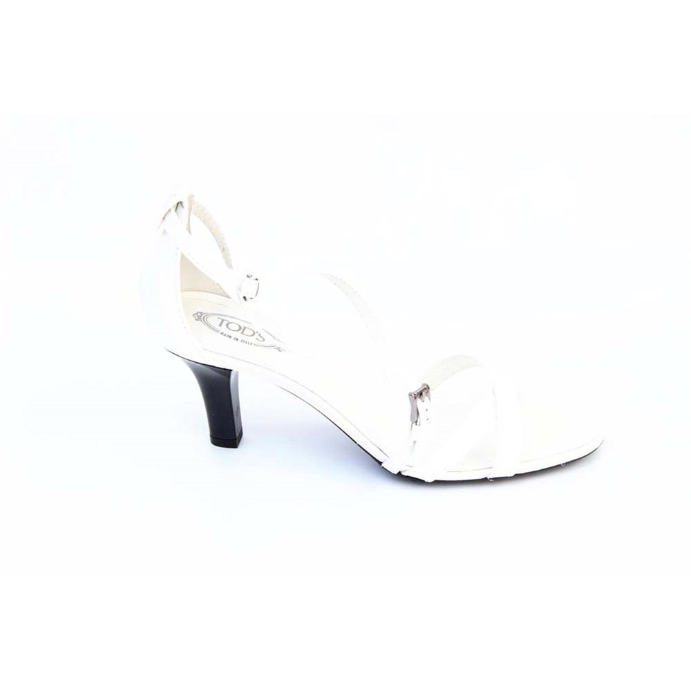 238.67$  Watch here - http://vicvg.justgood.pw/vig/item.php?t=zqfx4l430417 - White 36 EUR - 6 US (241mm) Tod\s ladies sandal XXW0NO0C410OW0B001 238.67$
