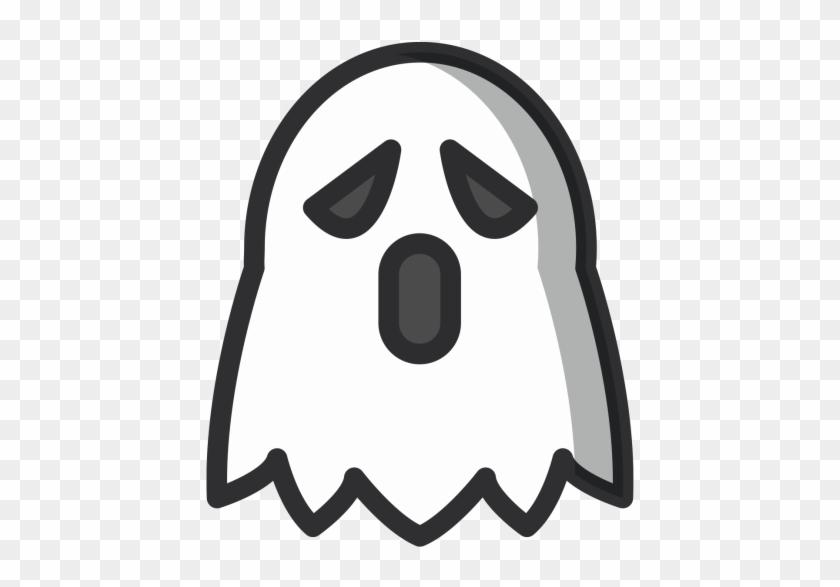Ghost Evil Halloween Spirit Fear Icon Icon Fear Png 1072507 Halloween Icons Holy Spirit Dove Ghost