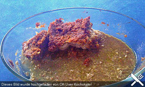 Schweinefilet mit Lebkuchen - Maronenhaube, ein gutes Rezept aus der Kategorie Schwein. Bewertungen: 5. Durchschnitt: Ø 3,7.