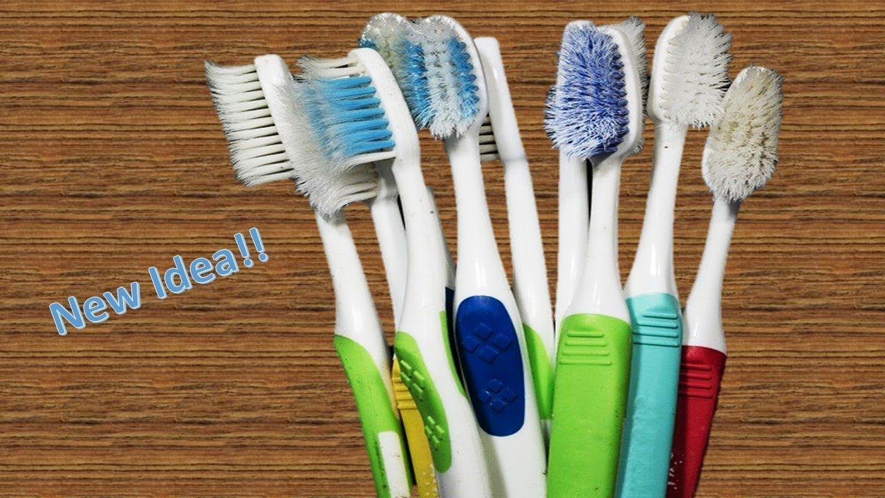 How To Reuse Old Waste Toothbrush At Home Best Out Of Waste