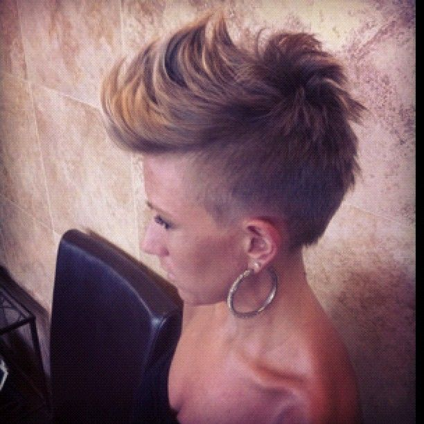 The Pixie Revolution Hot or Not The Mohawk & Fauxhawk on