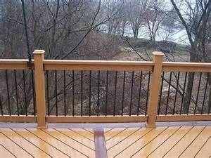 Deck Railing Ideas Diy Deck Railing Ideas Cheap Deck Railing Ideas Deck Railing Pictures Deck Railings Custom Deck Railing