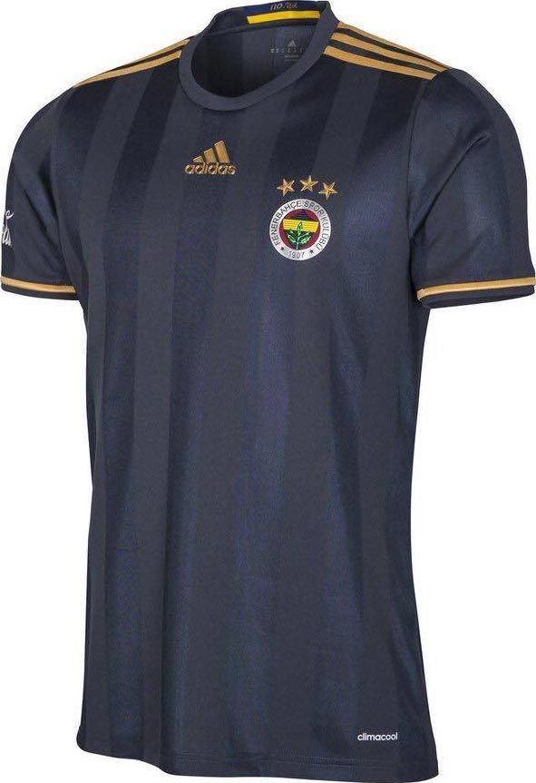 9a4c513b8 Fenerbahce 16-17 Kits Released - Footy Headlines | Football clubs ...