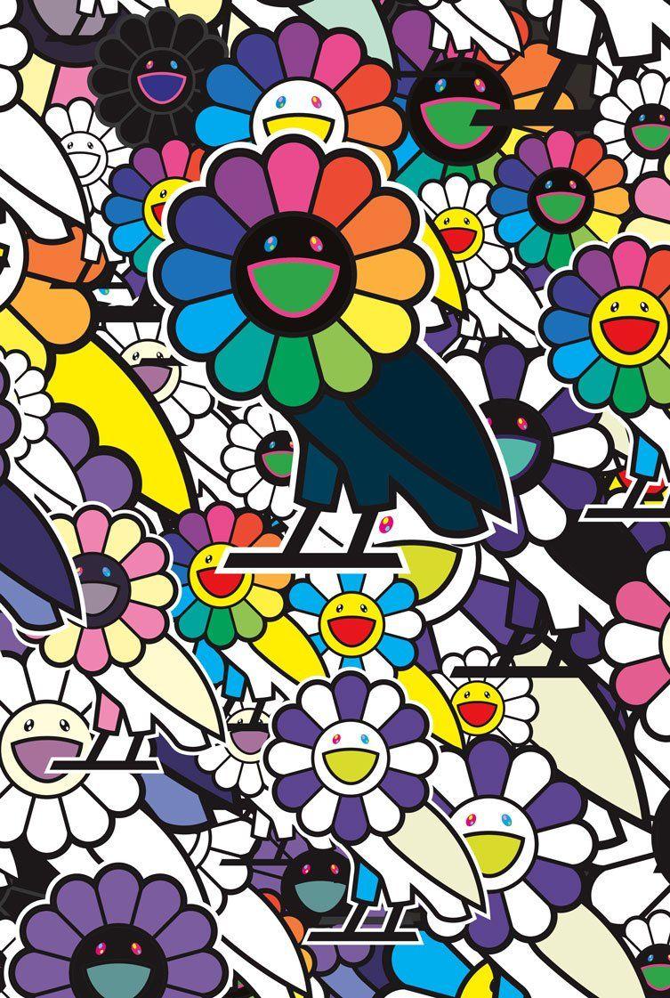 OVO x MURAKAMI October's Very Own Online US Murakami