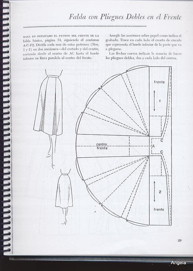 Archivo de álbumes | Patrones de costura | Pinterest | Costura ...