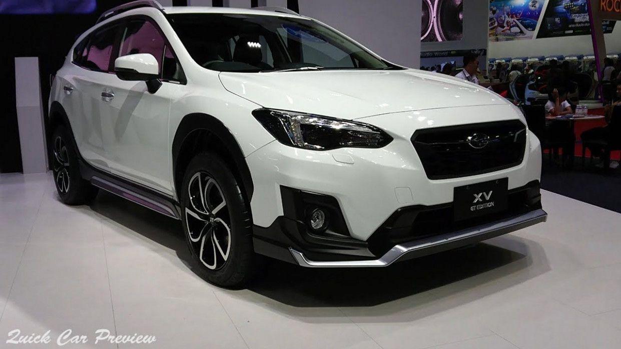 Subaru Xv 2020 New Model And Performance Di 2020