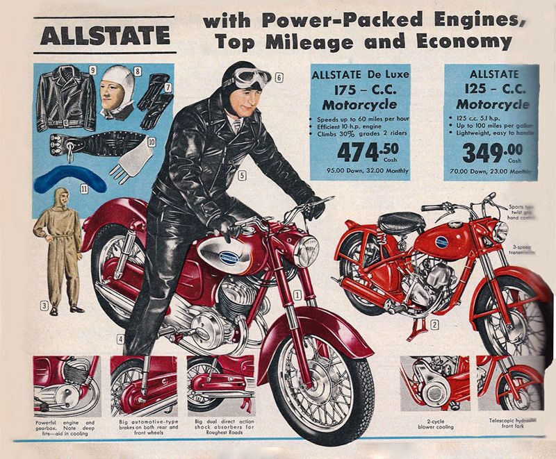 Sears Allstate Puch 175 60_57