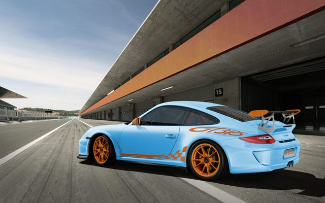 Porsche Gt3 Rs Gulf Blue In 2020 Porsche Cars Porsche Porsche Gt3