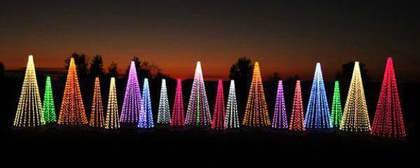 14 LED Outdoor Christmas Decorations Christmas Celebrations