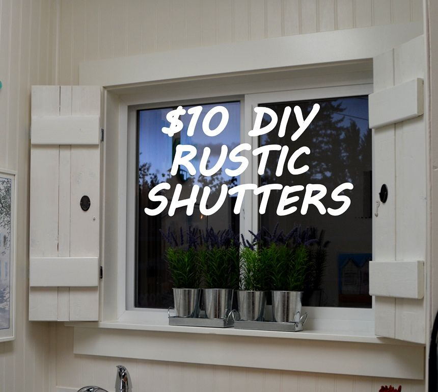 Create Your Own Beautiful Window Treatment With This DIY