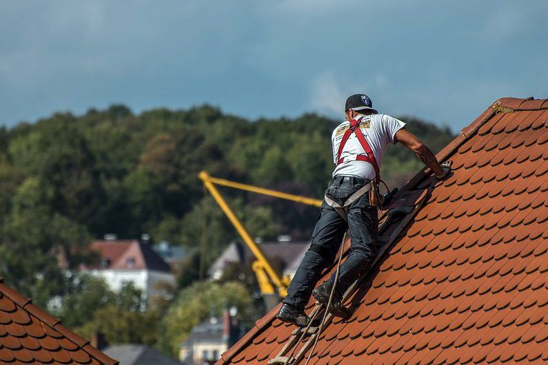 Choosing A New Career Path What Does A Roofer Do And What S The Average Salary You Can Expect In This Line Of Business New Career Career Path Career