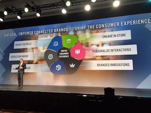 """""""Empower connected brands to unify consumer experience"""" - That's exactly what we do for many famous brands in US, Europe and Australia. Meet us @Xchange Conference in London, see how other brands succeeded and tell us about your next challenge! #XCHG15 #empowering #brands #omnichannel #digital"""