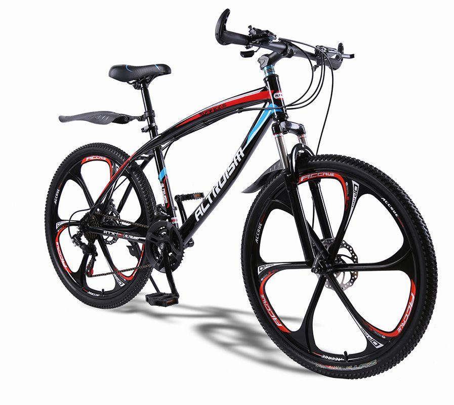 Full Suspension Mountain Bicycle Altruism Xirui D1 Mountain