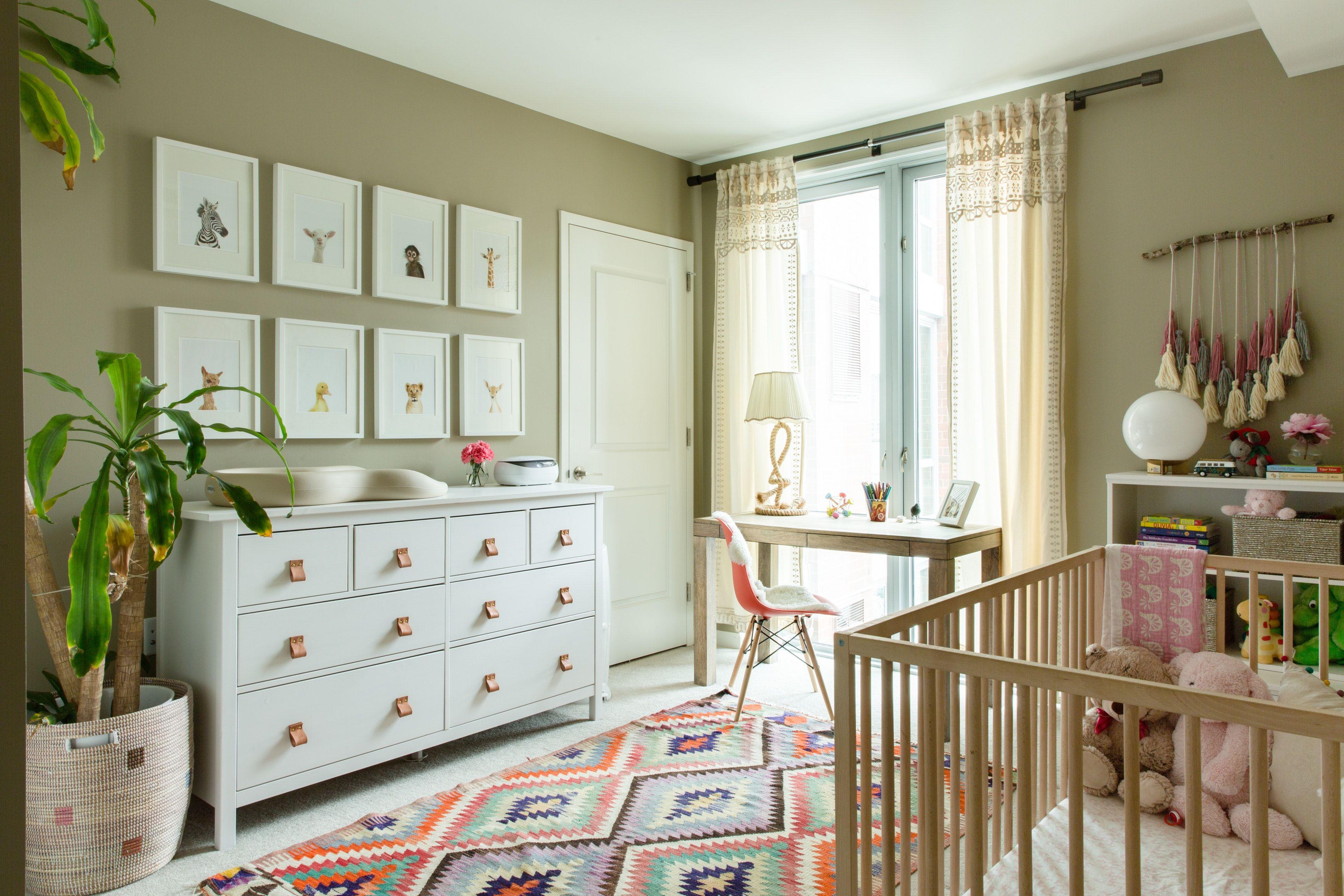 11 Brilliant IKEA Hacks for Baby Nurseries & New Parents | Ikea
